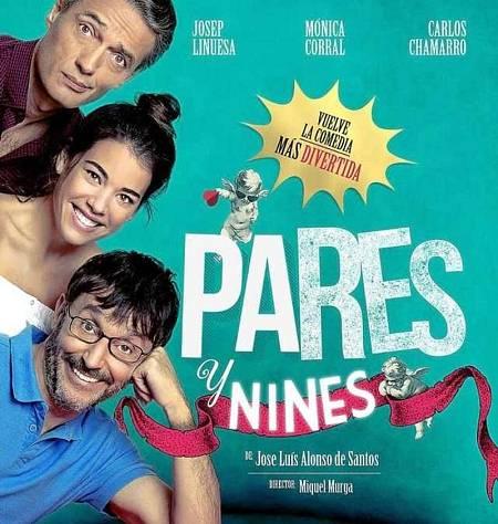 Cartel de 'Pares y Nines'.