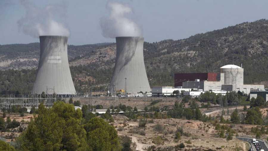 La planta de Cofrentes (Valencia) es la que más energía vierte al sistema