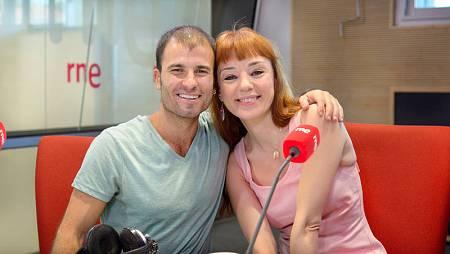 Julián Ortega y Antonia Paso.