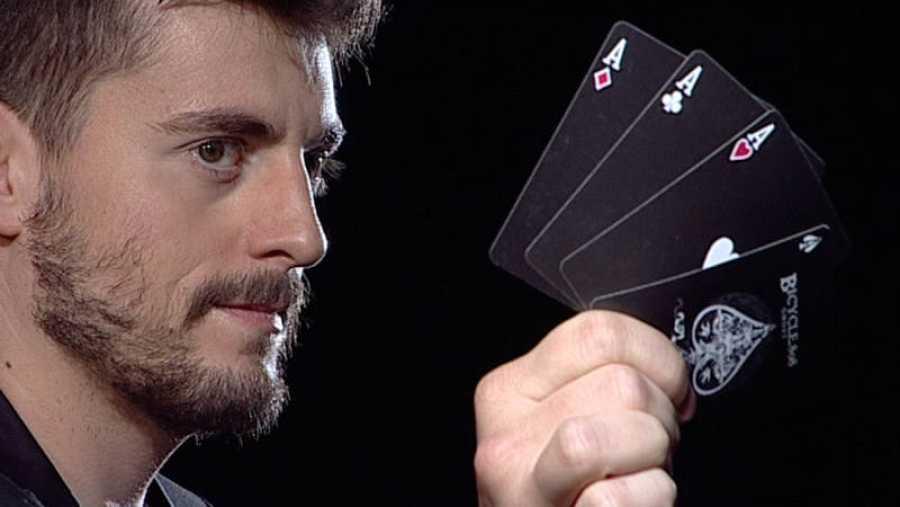 Toni Rivero, mago y físico