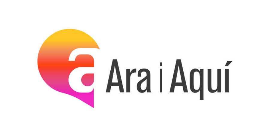 'Ara i Aquí' logo del programa