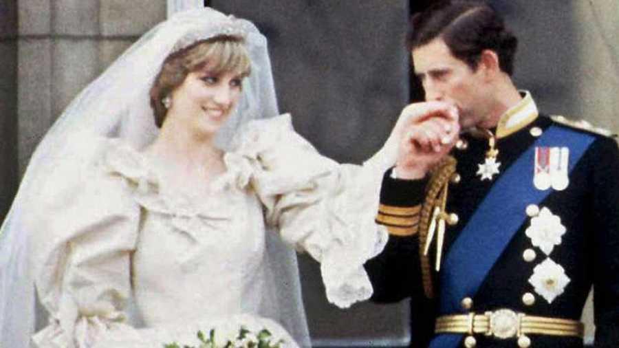 Boda del príncipe Carlos y Diana