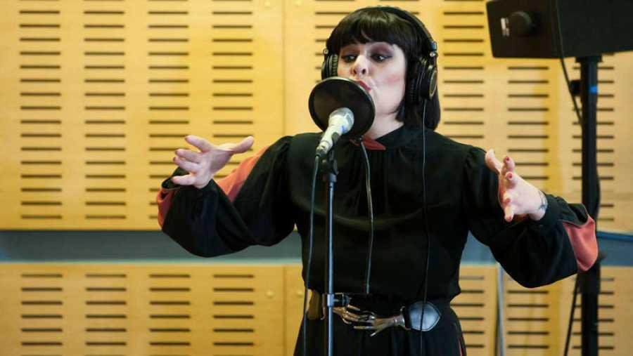 Sónia Tavares, cantante de The Gift, otra invitada reciente del programa