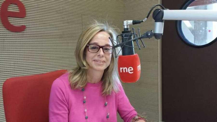 África Huerta, nueva responsable de la Dirección de RTVE en Murcia