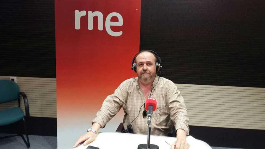 Fernando García Echegoyen interviene desde Rne Málaga