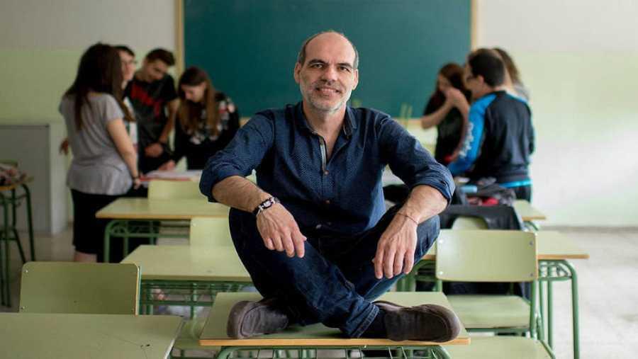 Juan de Vicente Abad, el profesor más innovador de España