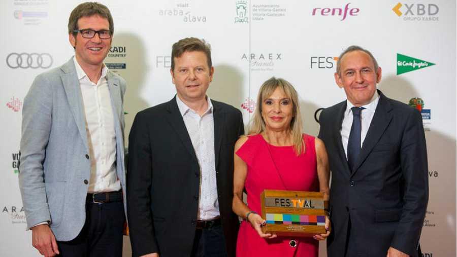 Premio de la Crítica para 'OT. El reencuentro' en el FesTVal de Vitoria