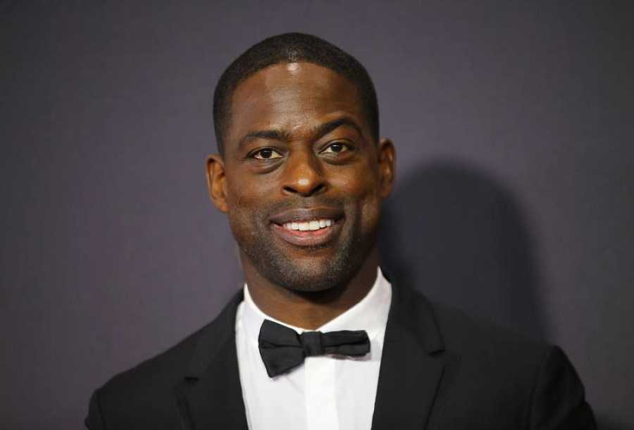 El actor Sterling K. Brown, mejor actor protagonista