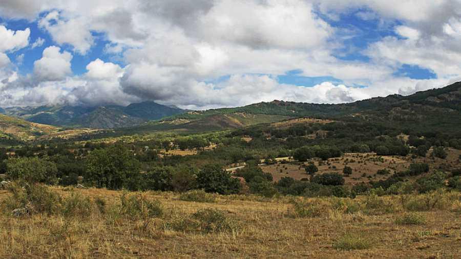 Sierra de Ayllón, un buen destino para desconectar