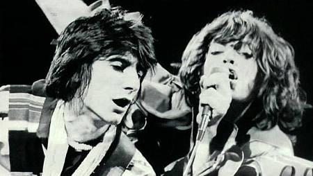 Jagger y compañía, en la Monumental de Barcelona (1976)