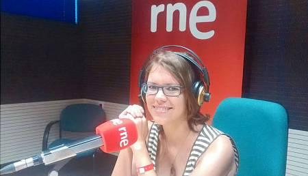 Marta García interviene desde Rne Málaga