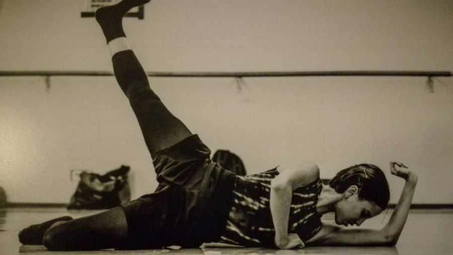 Lúa Mayenco, la única europea que cursa estudios en la escuela de danza Juilliard de Nueva York