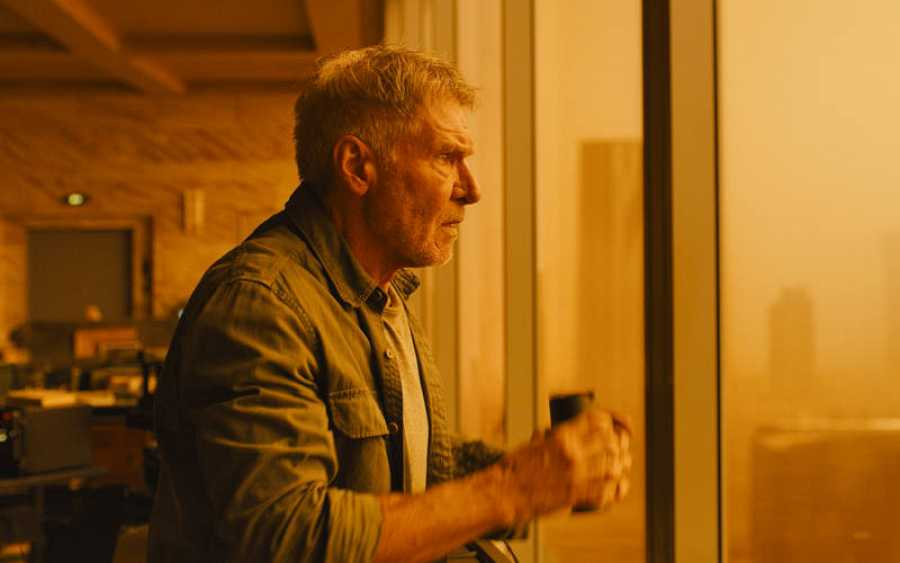 Harrison Ford en 'Blade Runner 2049'
