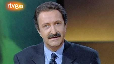 Arturo Martín entrevista a Paco Lobatón