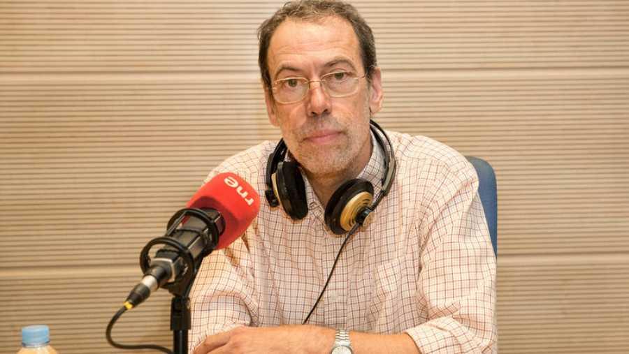 José Manuel Delgado trabajó como redactor, visitando en muchos casos a familiares de desaparecidos