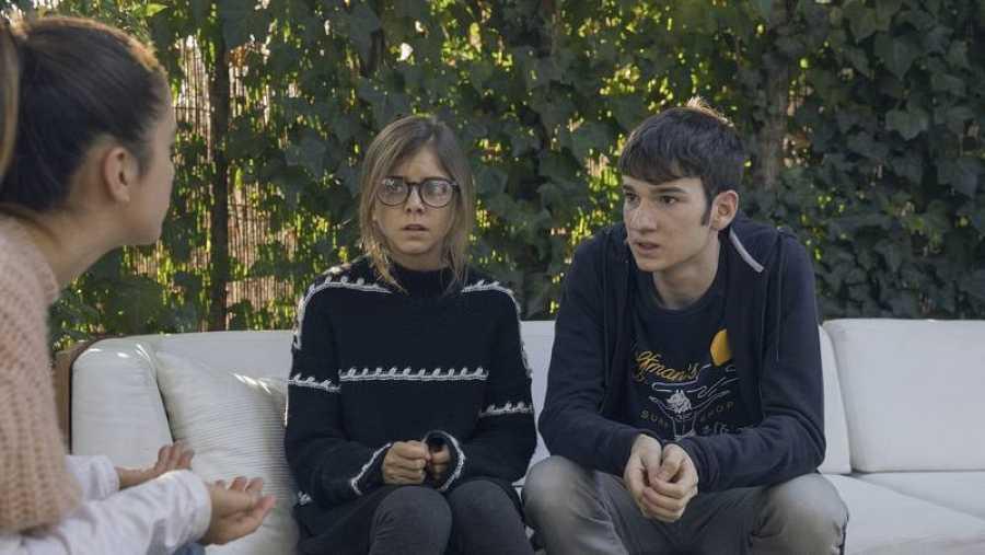 Rocío y Hugo no se fían de Nerea
