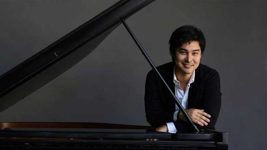 El pianista Christopher Park - Escuchar ahora