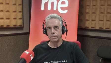 Escuchamos a Sanz desde Rne Almería
