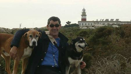 Julio Vilches vivió durante 37 años en la isla de Sálvora