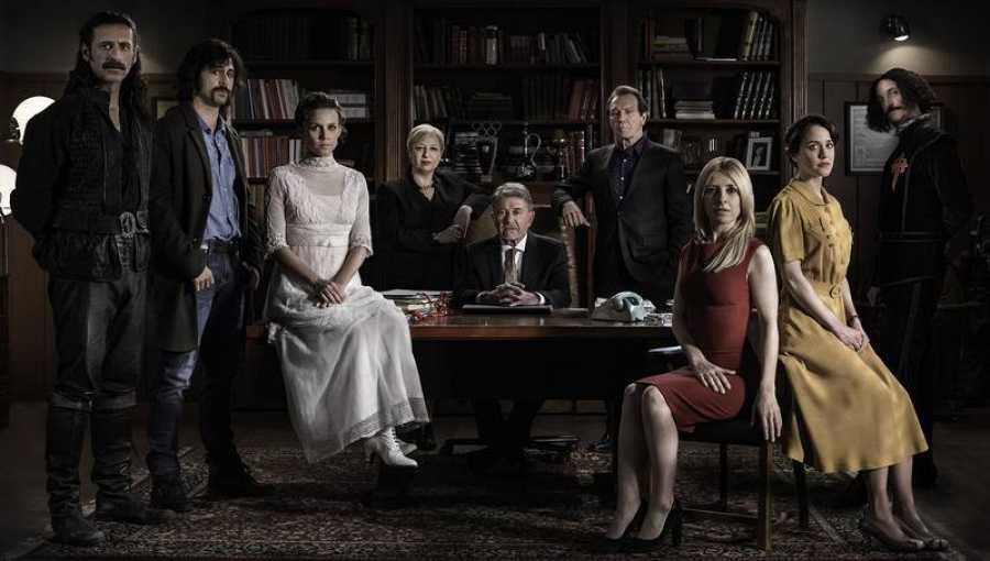 'El Ministerio del Tiempo' triunfa como Mejor Ficción y con Hugo Silva como Mejor Actor