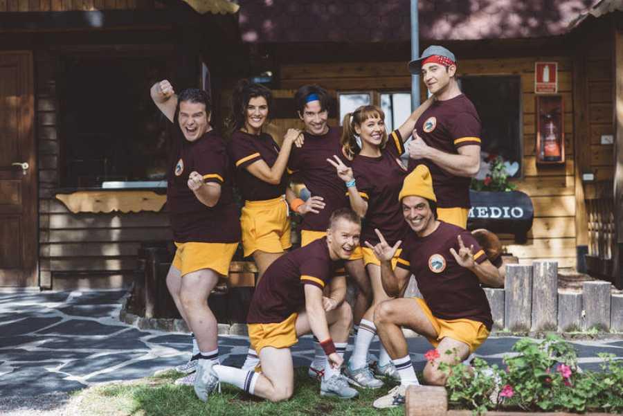 La serie 'Colegas' estrena su piloto el 30 de octubre en Playz