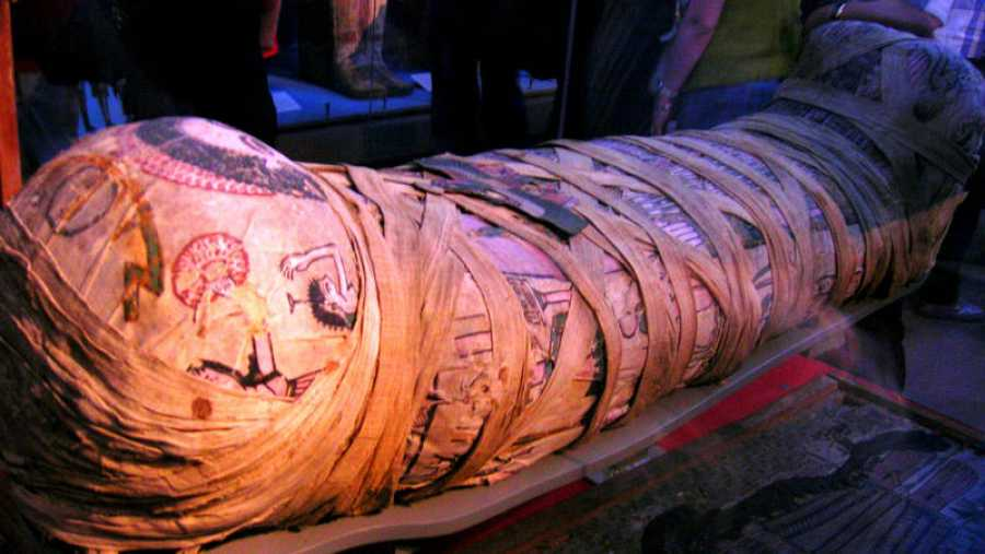 Difunto momificado