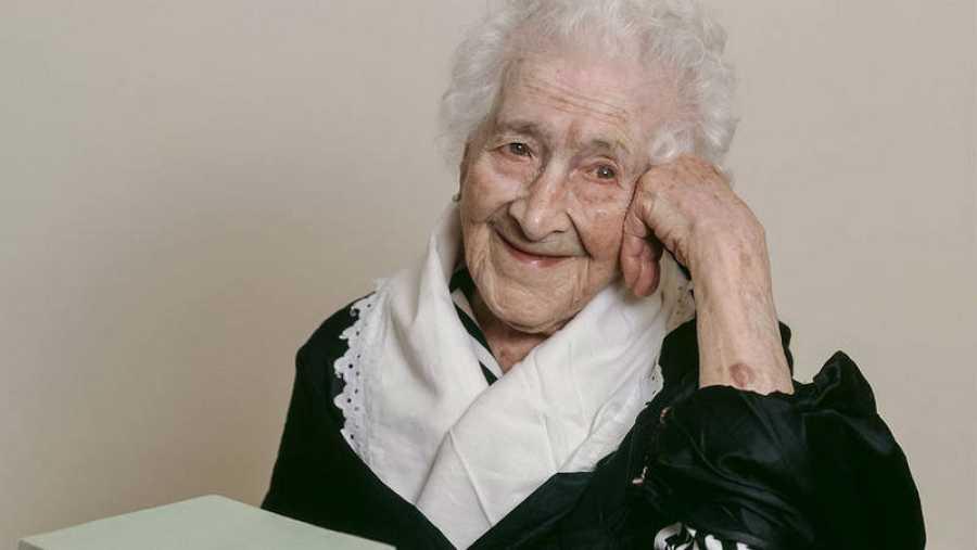 Jeanne Calment, la mujer más longeva del mundo