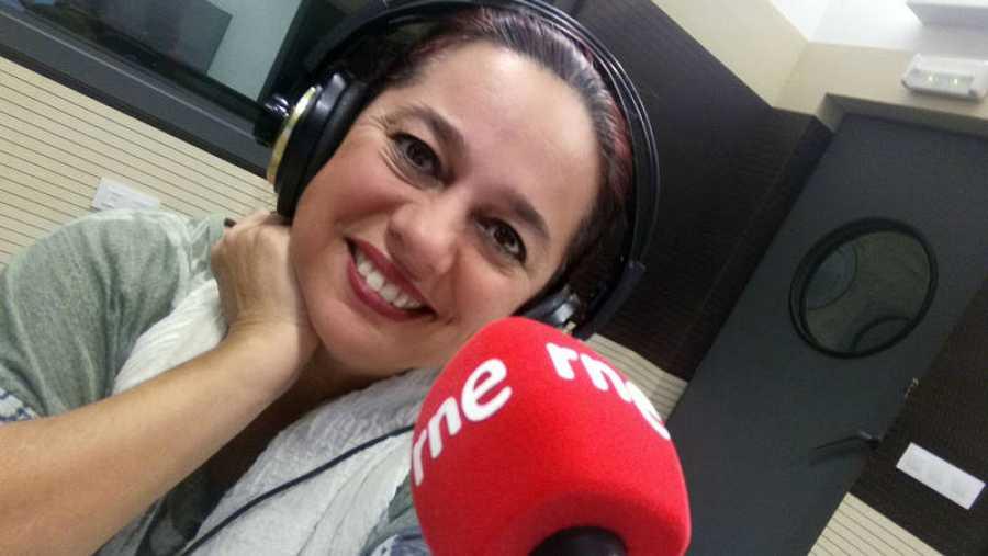 Susana Herrera en RNE Sevilla