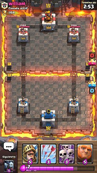 Clash Royale - Batalla