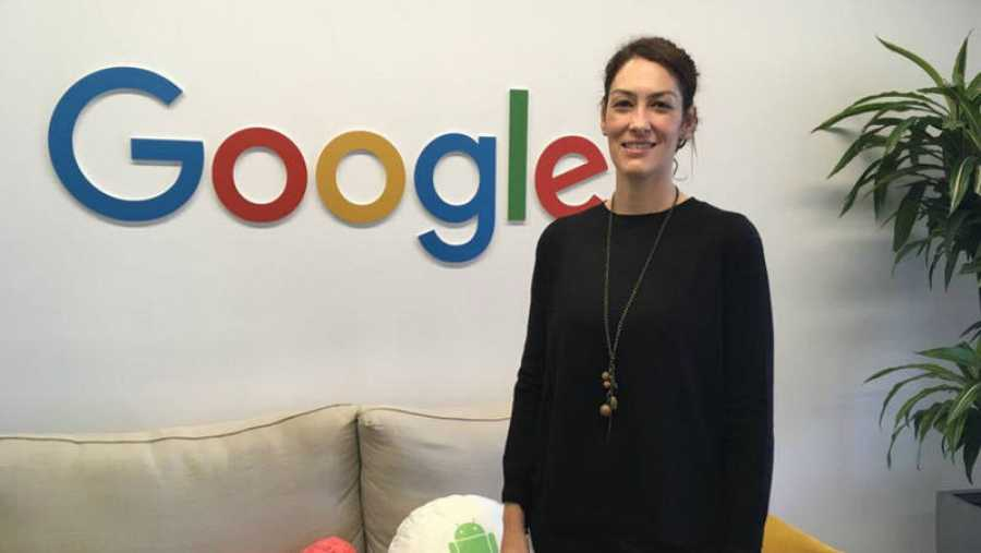 Esperanza Ibáñez, senior manager de Políticas y Asuntos Públicos de Google