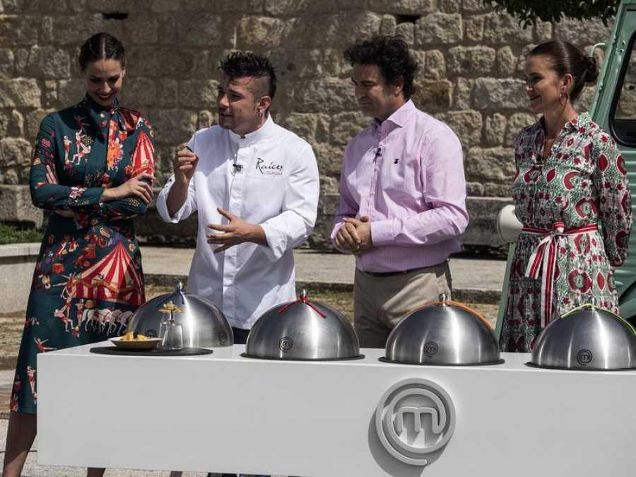 En la prueba de exteriores cocinarán en food trucks un menú de Carlos Maldonado
