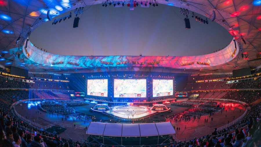 En otros países como Alemania los esports llenan estadios