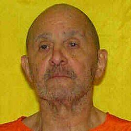 Imagen de archivo del preso Alva Campbell