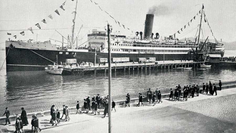 En el siglo XIX y XX hubo un gran desarrollo en la navegación