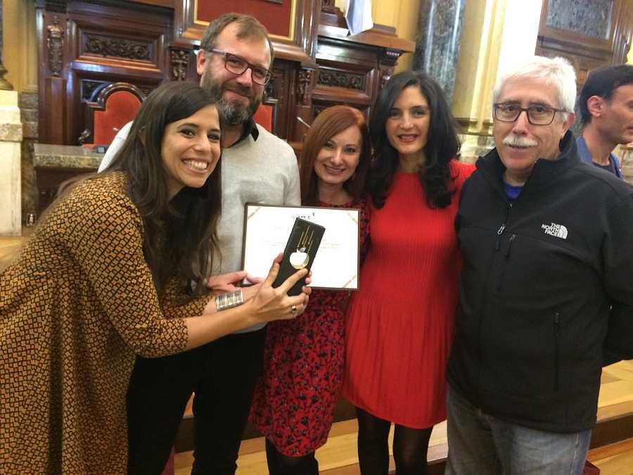 Premio Prismas 2017