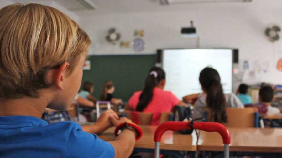 Tecnología actual en las aulas