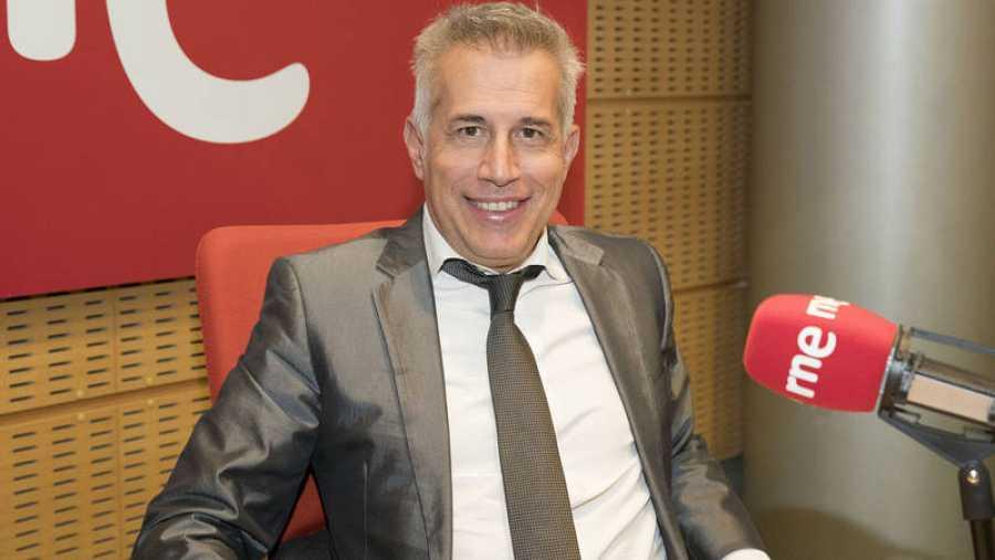 Ignacio Elguero es director de Programas de Rne