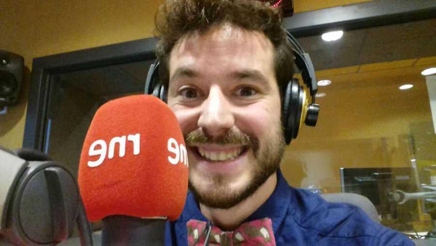 James Van der Lust, presentador de 'Maneras de educar' (La 1)