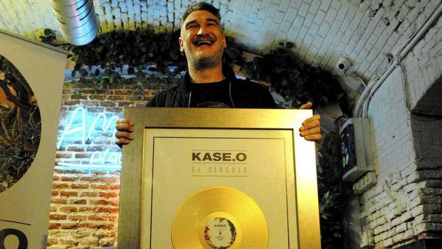 Kase. O fue Disco de Oro con 'El Círculo'