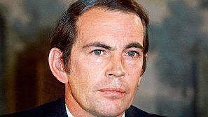 El médico sudafricano Christiaan Barnard en una imagen de 1970