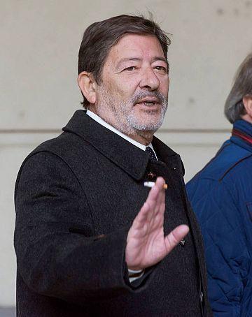 El ex director general de Trabajo de la Junta de Andalucía Francisco Javier Guerrero