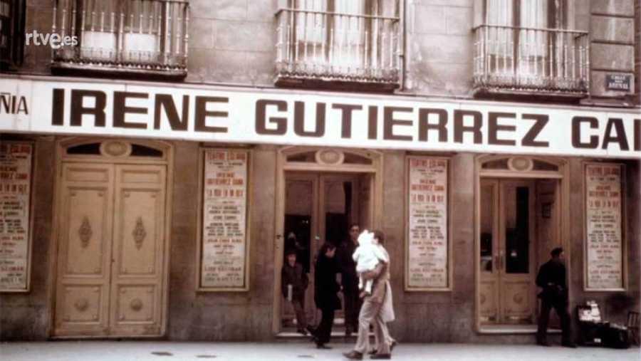 La compañía de Irene Gutiérrez Caba encabeza los titulares del teatro