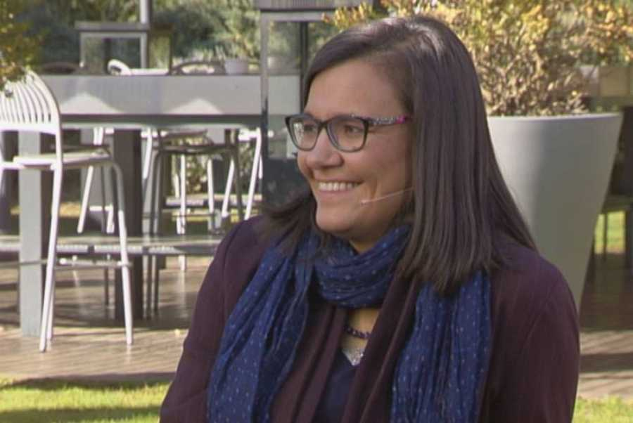 María Villarroya, Doctora en Ingeniería Electrónica y profesora del área de Arquitectura y Tecnología de Computadores en la Universidad de Zaragoza.