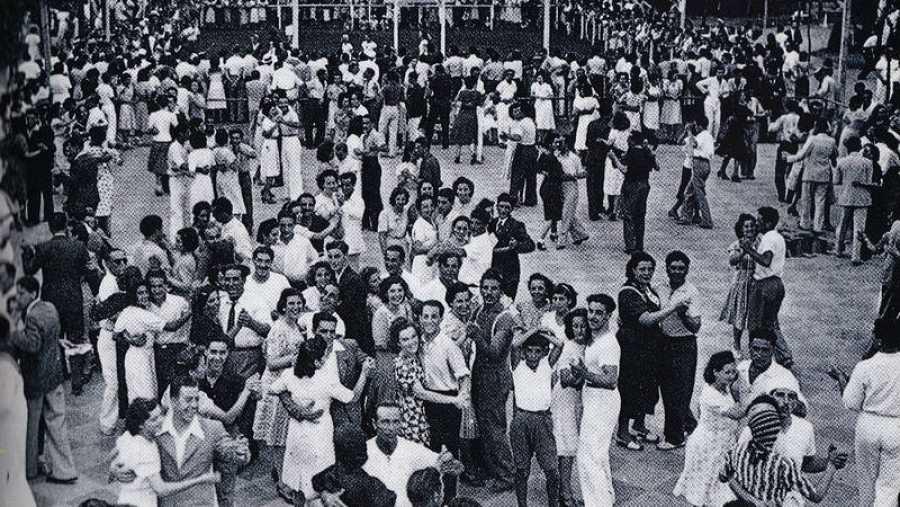 El tango vivió su mejor época entre finales de 1930 y 1940