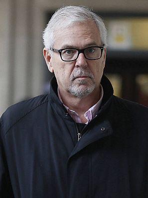 Manuel Gómez Martínez, ex interventor general de la Junta de Andalucía