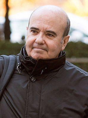 Gaspar Zarrías, exconsejero de Presidencia