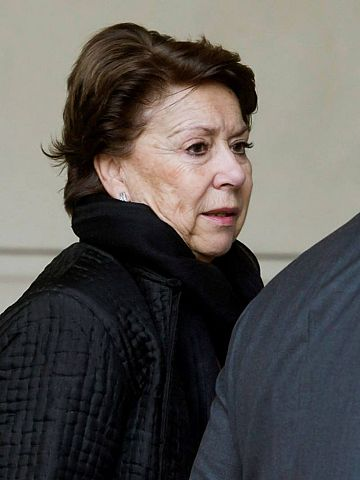 Magdalena Álvarez, exconsejera de Economía y Hacienda