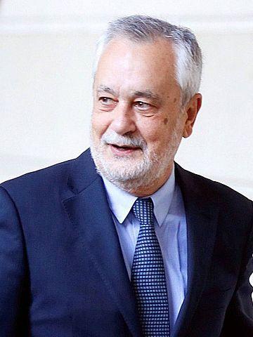 José Antonio Griñán, expresidente y exconsejero de Economía y Hacienda