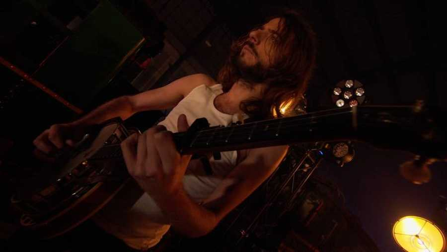 Jacobo, teclado y banjo de la M.O.D.A.