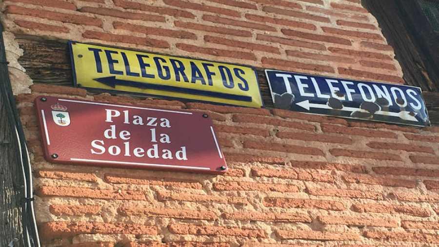 Plaza de la Soledad, un nombre que refleja una triste realidad